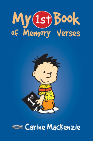 My First Book Of Memory Verses