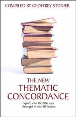 The New Thematic Concordance paperback