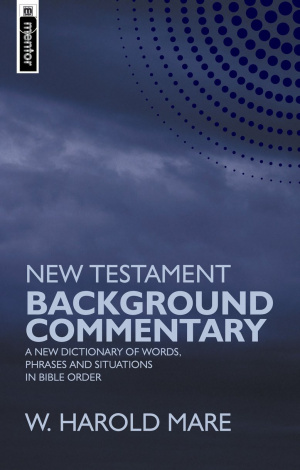 New Testament Commentry hardback