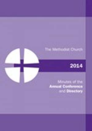 Minutes of the Annual Conference and Directory 2014 - PB878