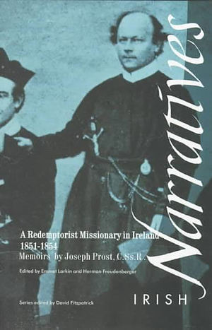 Memoirs of Joseph Prost C.Ss.R