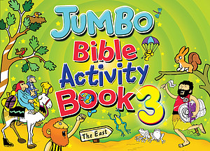 Jumbo Bible Activity Book 3