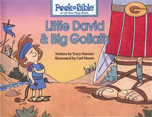 Little David and Big Goliath