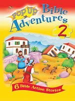 Pop Up Bible Adventures 2