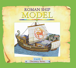 Roman Ship Model