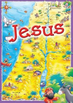 Jesus Activity Pack