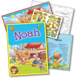 Noah Activity Pack