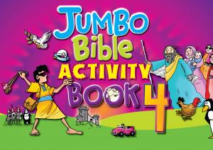 Jumbo Bible Activities