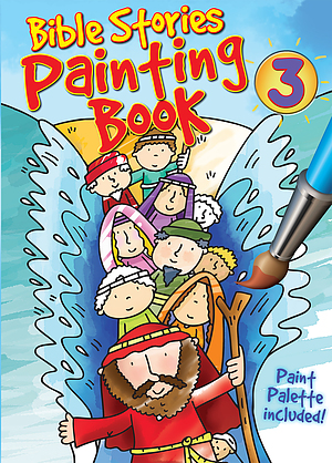 Bible Stories Painting Book 3