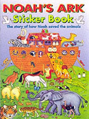 Noahs Ark Sticker Book
