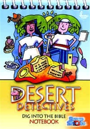 Desert Detectives Notebook