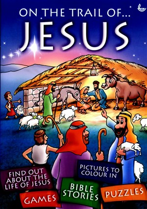 On the Trail...of Jesus