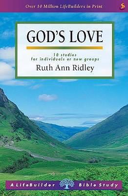 Lifebuilder Bible Study: God's Love