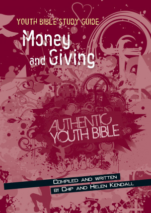 Youth Bible Study Guide: Money and Giving