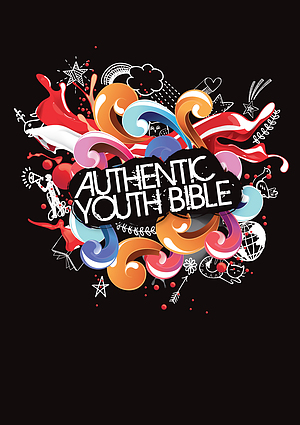 ERV Youth Bible Black