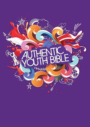 ERV Youth Bible: Purple