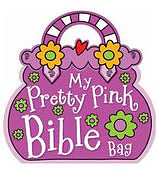 My Pretty Pink Bible Bag