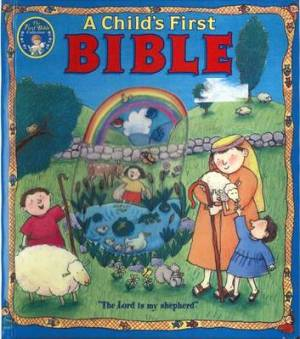 Childs First Bible A Hb