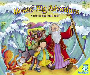 Moses' Big Adventure