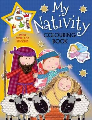 My Nativity Colouring Book
