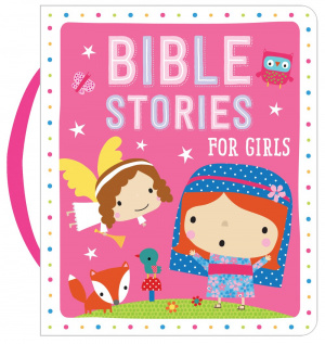Bible Stories for Girls (Pink)