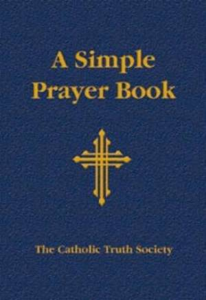 A Simple Prayer Book - Leatherette Edition