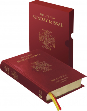 CTS New Sunday Missal  -  People's Edition