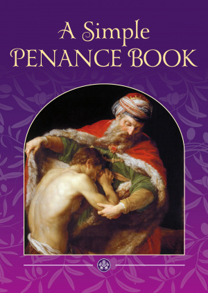 A Simple Penance Book