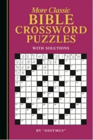 More Classic Bible Crosswords