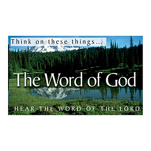Word Of God Tract Sl16