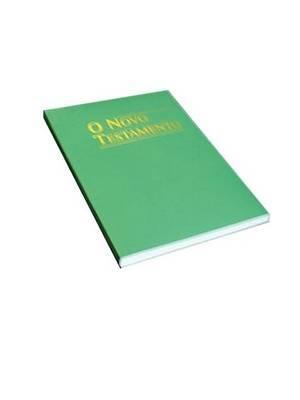 Brazilian Portuguese New Testament - Paperback  Almeida Revised