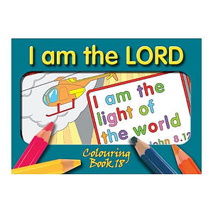 I am the LORD - Colouring Book