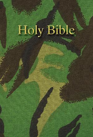 KJV Pocket Reference Bible: Camoflage, Vinyl Paperback