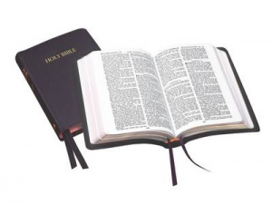 Holy Bible Calfskin Royal Ruby - Authorised (King James) Version