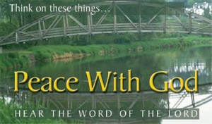 Pack of Tracts - Peace with God (50 Tracts)
