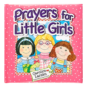 Prayers For Little Girls Hb