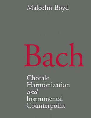 ISBN 9781871082722 product image for Bach: Chorale Harmonization/Instrumental Counterpoint | upcitemdb.com