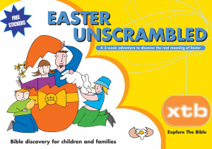 Easter Unscrambled