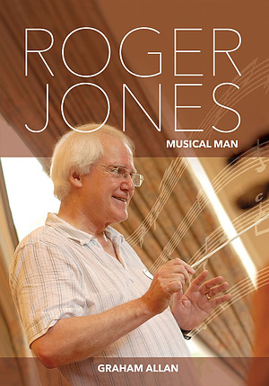 Roger Jones Musical Man
