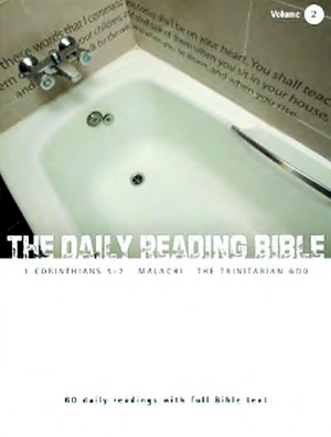 The Daily Reading Bible Vol 2