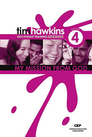My Mission From God Book 4 Pb