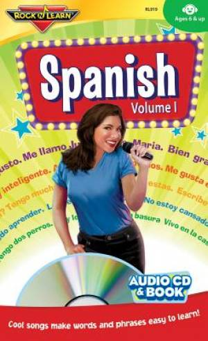 SPANISH VOLUME 1 CD
