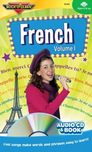 FRENCH VOLUME 1 CD
