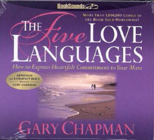Five Love Languages Audiobook Cd