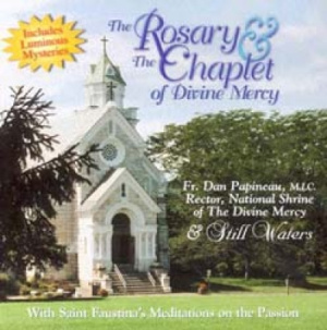Rosary And Chaplet Of Divine Mercy
