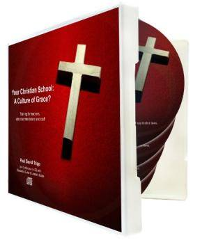 Your Christian School: A Culture Of Grace (Cd)