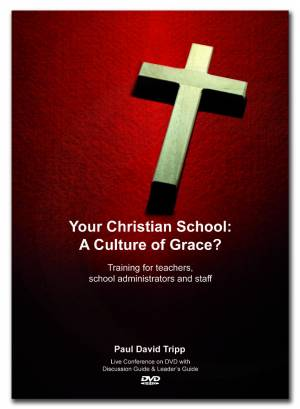 Your Christian School: A Culture Of Grace (Dvd)