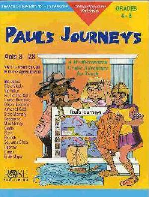 Paul's Journeys Lesson Guide