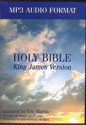 AV Bible On MP3 CD