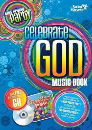 Kids Praise Party Music Book